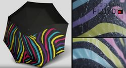 Магический зонт Knirps Floyd Wet Print
