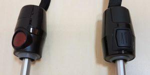Ручки зонтов Knirps T.200 Medium Duomatic 95 3200 4901 и Knirps T2 Duomatic 89 878 4901