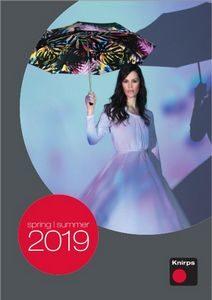 Каталог зонтов Knirps 2019